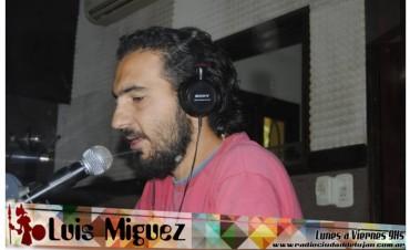 """Luis Miguez en la primera entrega de """"Plagios en la historia de la música"""""""
