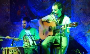 El Grupo Sberna-Scarnatto esta noche en El Dioni