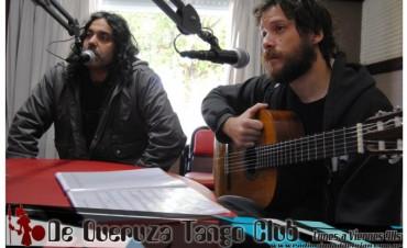 De Queruza Tango Club anticipa