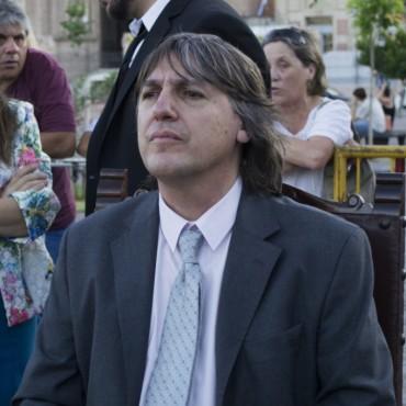 El Concejal Silvio Martini se aleja del bloque del FPV