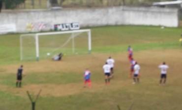 En el final, Luján logró el empate
