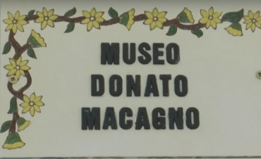 Se inauguró el museo local en Olivera