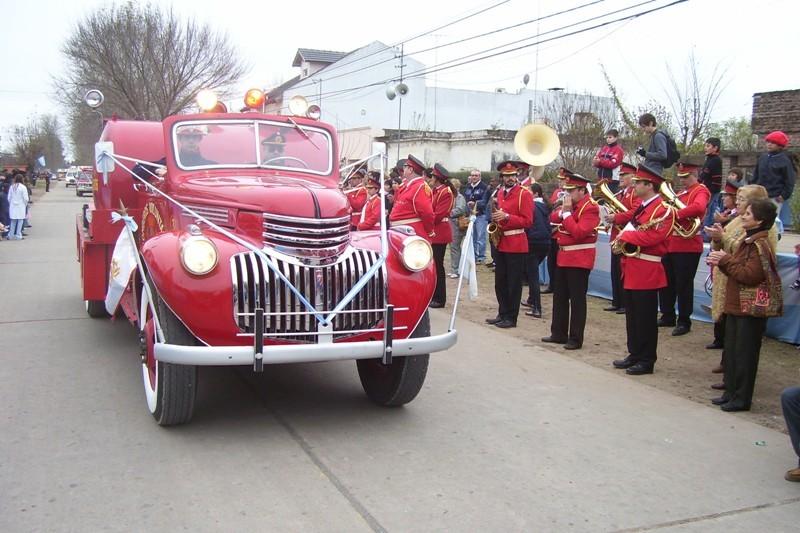 El 25 de Mayo se festeja en Olivera