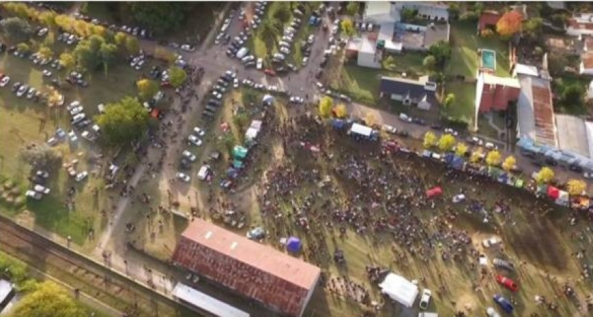 La Fiesta de Jáuregui se hará el domingo 13