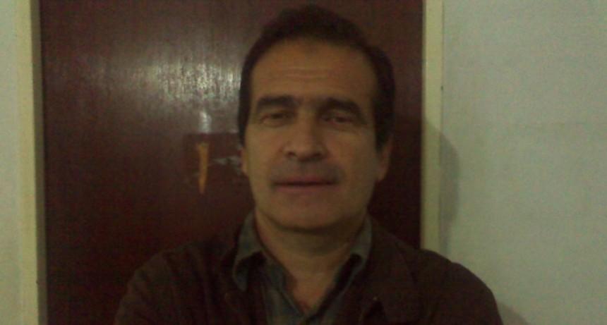 """Alberto Barrientos: """"Presentamos el proyecto de escuelas de árbitros con buena salida laboral"""""""