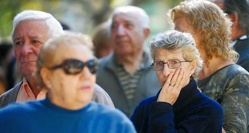 Panorama complicado para los jubilados