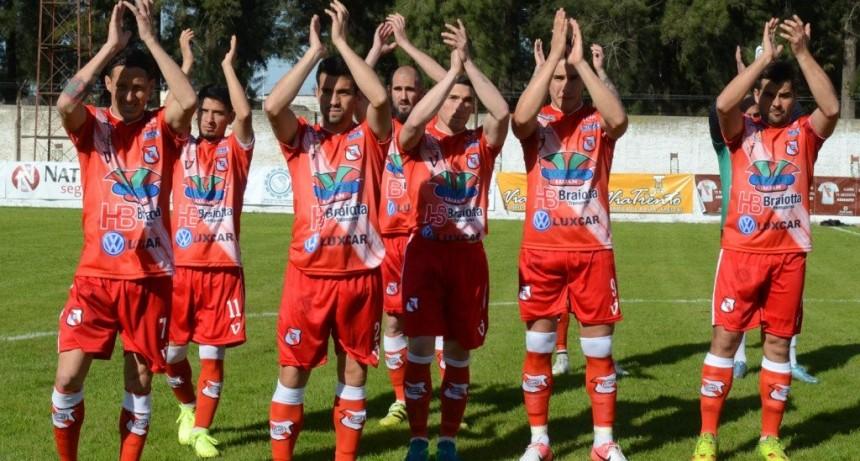 Luján igualó y sigue en zona del Torneo Reducido