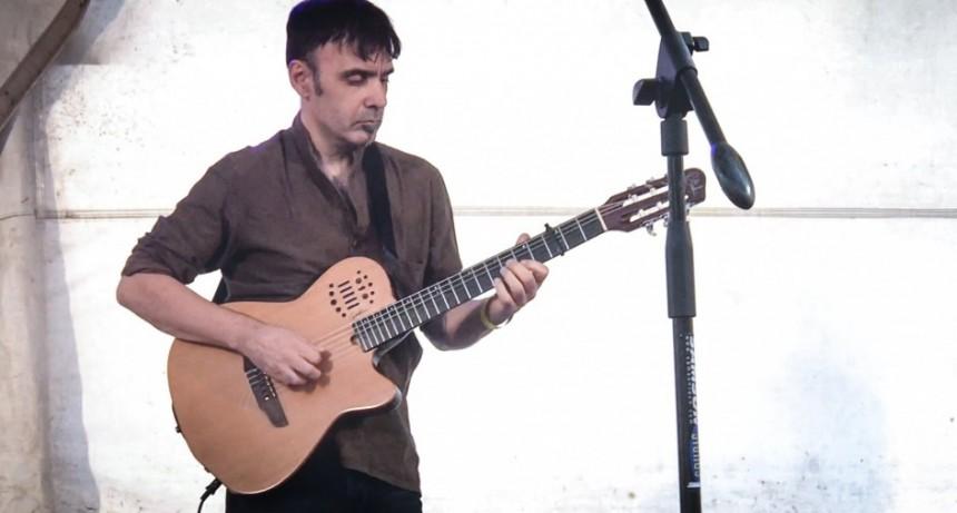 Franky Grosso vuelve a los escenarios como solista