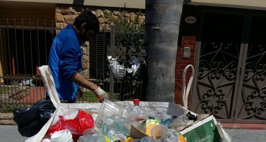 """""""Concientizamos sobre la importancia de separar los residuos"""""""