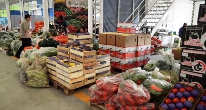 Inauguran el Mercado Concentrador Frutihorticola