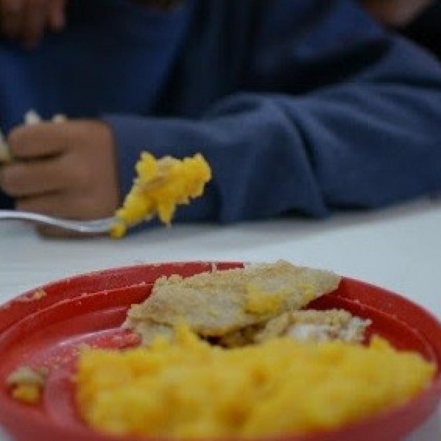 Se entregaron unos 100.000 kilos de alimentos mensuales durante el aislamiento