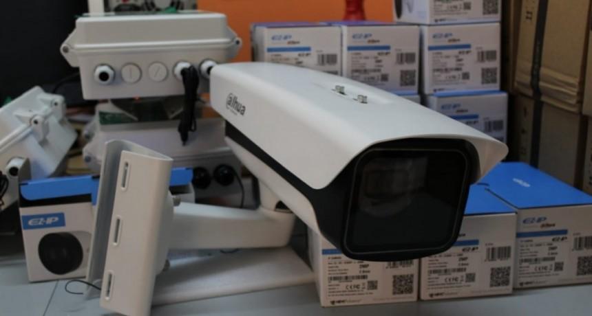 Se adquirieron nuevas cámaras de vigilancia