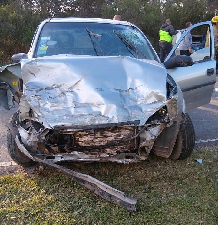 Choque fatal en la Ruta 192