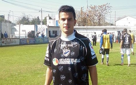 Ezequiel Soliño es la séptima incorporación de Luján