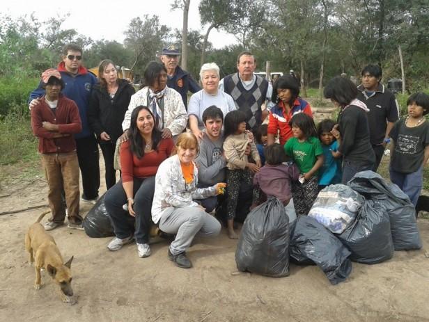 Campaña solidaria: última semana que se reciben donaciones para Chaco