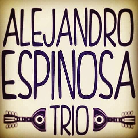 Alejandro Espinosa Trio se presenta hoy en La Trova
