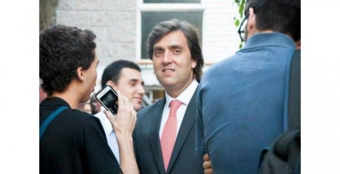 Boto se disculpa con la gobernadora Vidal por un audio filtrado de WhatsApp