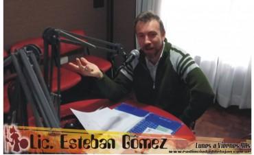 """Lic. Esteban Gómez sobre """"el fascismo y la intolerancia"""""""