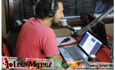 Luis Miguez sobre Horacio Banegas