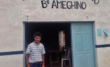 Crece la asistencia de niños a merendero de Barrio Ameghino