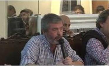 """Fernando Casset: """"Reconocemos el gran esfuerzo de la comunidad de Luján"""""""