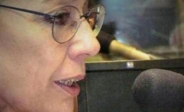 """María del Carmen Verdú: """"Militarizan los barrios para imponer el control social"""""""