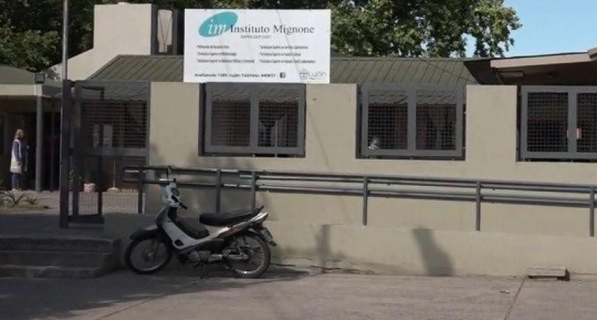 El ajuste de Provincia llegó al Instituto Mignone
