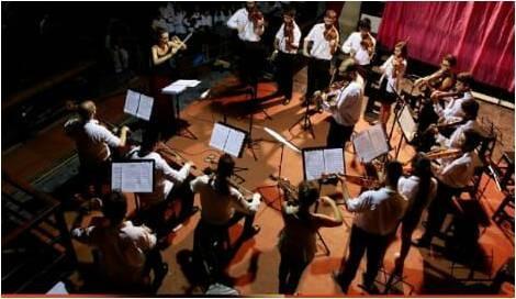 Concierto de Mozart y Música Argentina