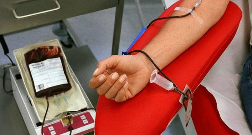 Luján Dona sangre para el Posadas
