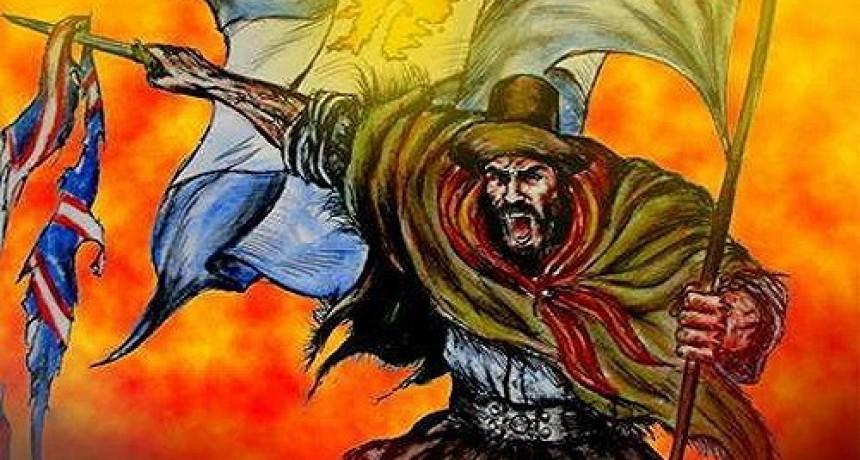"""Presentan """"El Gaucho Rivero"""" en el Teatro Municipal"""
