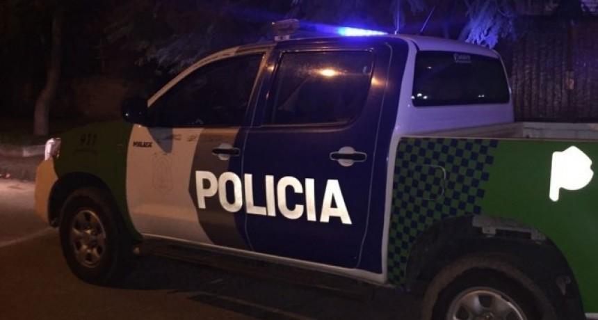 Tres delincuentes del Conurbano fueron detenidas en Luján