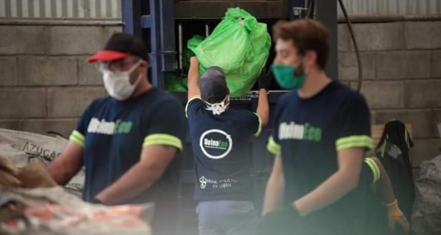 Se renovó el contrato de Usina Eco para la recolección de residuos