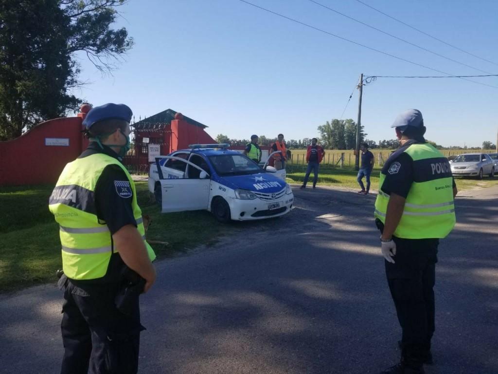 Asciende a 74 la cifra de policías aislados por COVID positivo o contacto estrecho