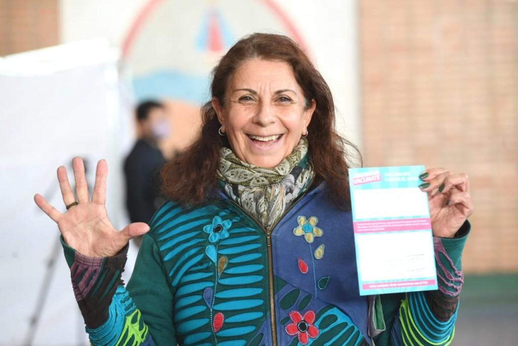 La campaña de vacunación en Luján superó las 50.000 aplicaciones
