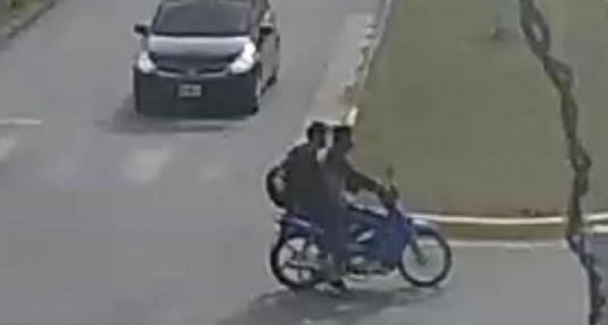 Una moto robada en Las Acacias fue recuperada en el San Pedro