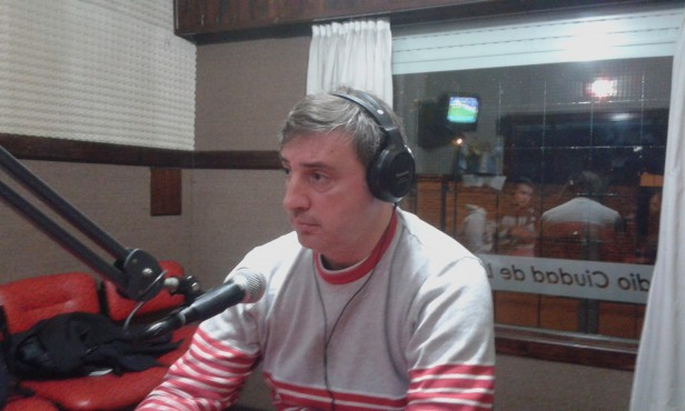Oscar Luciani va por la reelección y respondió sobre seguridad, salud, obras y el basural