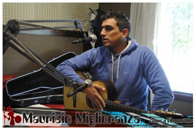 Mauricio Miglioranza en Ladran Sancho