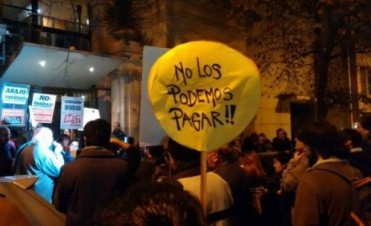 Tarifazos: el concejo le pide al Intendente ocuparse del aumento de las tarifas