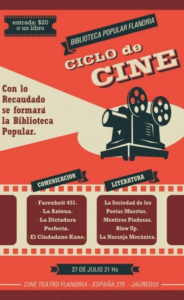 Comienza el ciclo de Cine Flandria