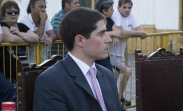 """Facundo Romero: """"Miguel Prince es un hombre de consulta permanente"""""""
