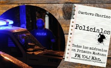 Archivo policial: los atentados en cadena del
