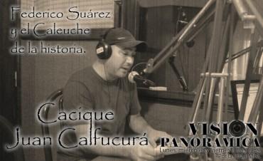 Cacique Juan Calfucurá