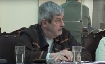 """Carlos Pedro Pérez: """"Algunos concejales buscan sacar rédito político con el dolor de los vecinos"""
