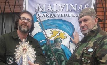 Veteranos agradecen a Perú por su colaboración en Malvinas
