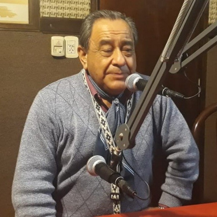 Cierre de viernes con Ángel Pereyra