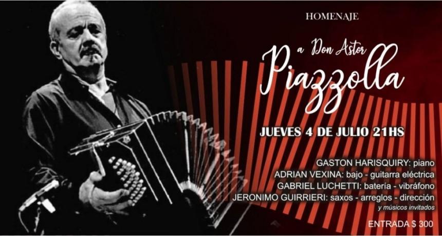 A 27 años de su fallecimiento, homenajean a Astor Piazzolla
