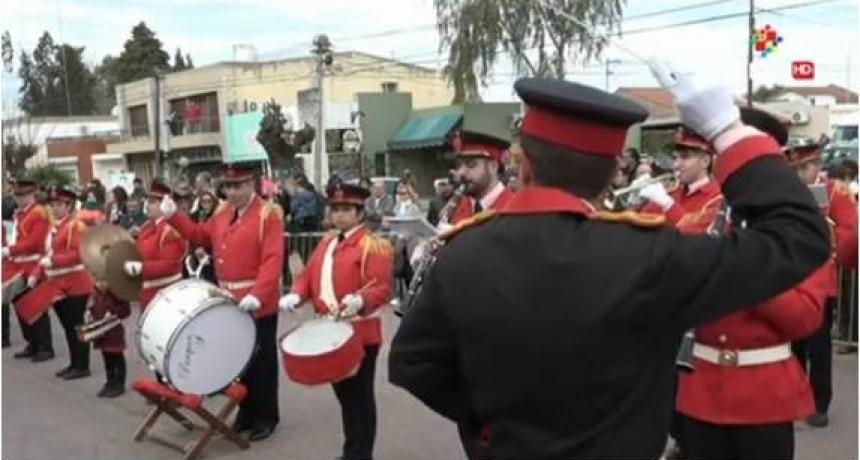 """""""El desfile es una tradición que no se pierde"""""""