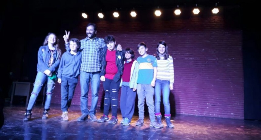 Teatro: jóvenes de Open Door representarán a Luján en Mar del Plata