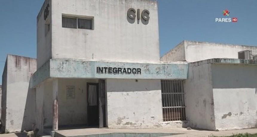 Vecinos reclaman por el abandono del CIC del San Fermín