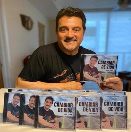 Caril Paura estrena su nuevo disco